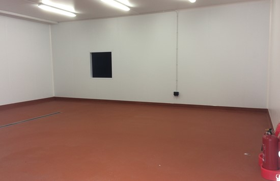 Unit 2 F Shed - Fish Processing Unit To Let in Milford Haven