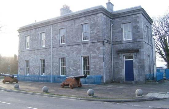 F2 Captain Superintendent's Building Office To Let, Pembroke Dock
