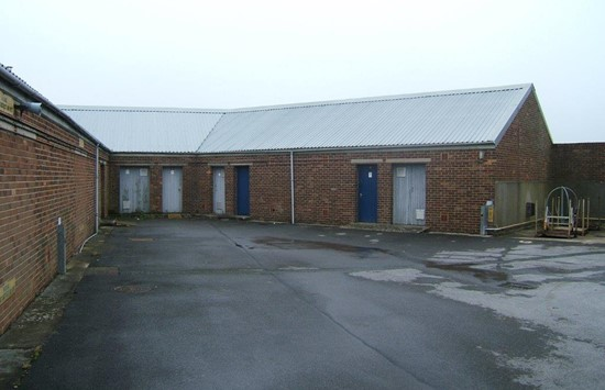 Stable 3 - Storage/Light Industrial Unit, Pembroke Port Gate 4