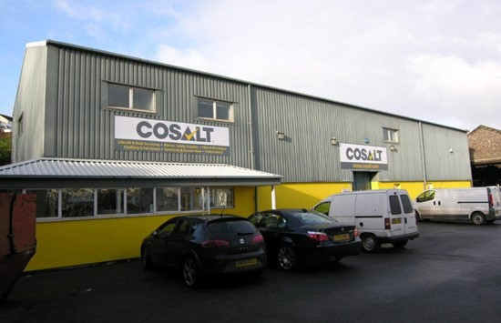 Cosalt First Floor Office To Let in Milford Haven