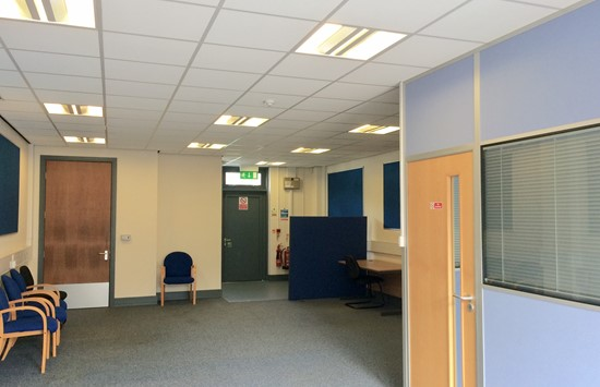 Suite 14 Cedar Court - Office Space To Let in Milford Haven