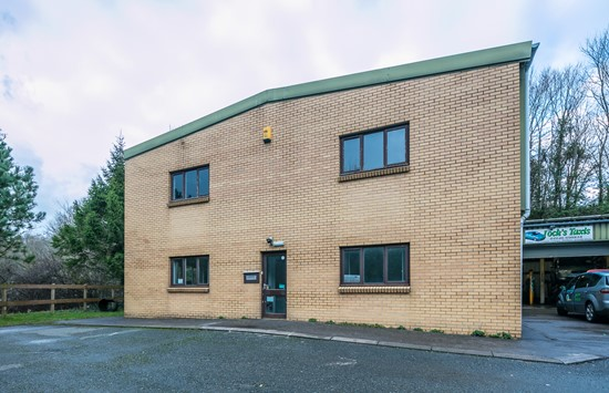 Ground Floor Office - Havens Head Business Park, Milford Haven
